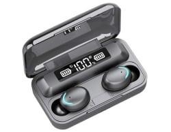 OWSOO Wireless Bluetooth 5.0 Kopfhörer mit 2.000 mAh Ladebox für 9,99 Euro inkl. Versand