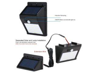 LED-Solarpanel für den Außenbereich für nur 9,99 Euro inkl. Versand