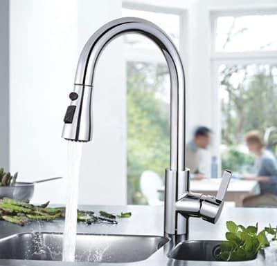 TACKLIFE ausziehbaren Wasserhahn für nur 34,99 Euro inkl. Versand