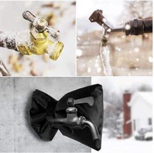 Nasum Thermoschutz für den Garten-Wasserhahn für nur 3,50 Euro inkl. Versand