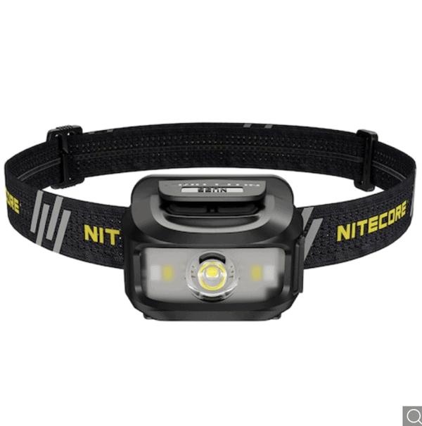 Nitecore NU35 Hybrid Kopflampe 460lm nur 24,38 Euro inkl. Versand
