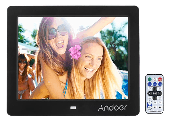 Andoer 8 Zoll Display für nur 15,99 Euro (statt 40,- Euro)