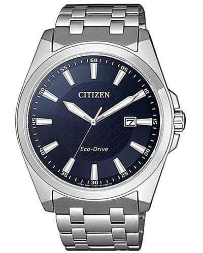 CITIZEN Eco-Drive Saphire BM7108-81L Herren Armbanduhr  für nur 110,87 Euro
