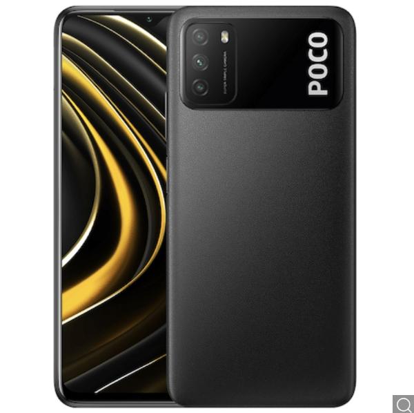 SCHNELL! Xiaomi Poco M3 Smartphone 128GB AMOLED 6,5″ 48MP Dreifachkamera  LTE für 125,67 Euro