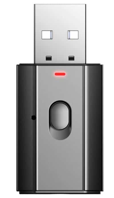 Pedkit 4-In-1 Bluetooth 5.0 Adapter für nur 4,60 Euro