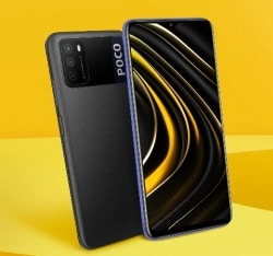 Poco M3 Smartphone mit 6.000 mAh Akku für 98,85 Euro