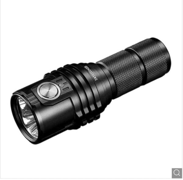 IMALENT MS03 / MS03W 13000 Lumen LED Taschenlampe nur 92,67 Euro