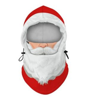Wieder da: Honorall Sturmhaube mit verschiedenen Weihnachtsmotiven für nur 6,99 Euro inkl. Versand