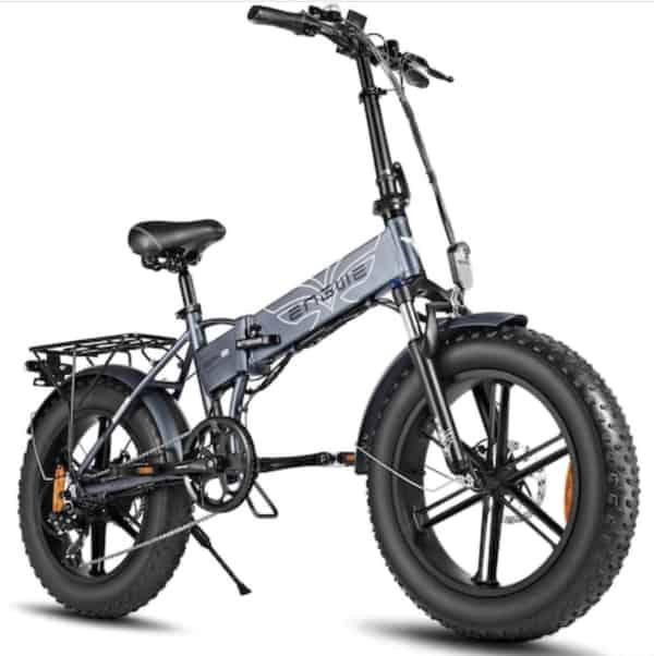 ENGWE EP-2 Pro 750W 20 Zoll Fettreifen klappbares E-Bike 48V 12.8Ah nur 840,- Euro inkl. Versand aus der EU
