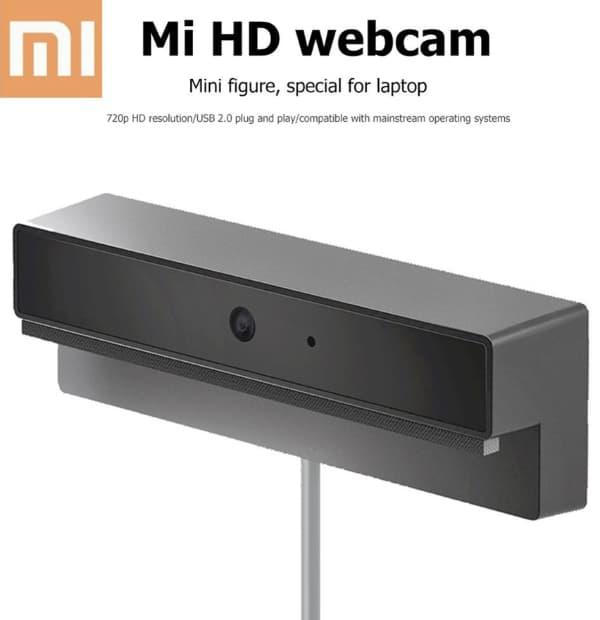Xiaomi Mijia 720P HD Webcam für Home Office & Schooling nur 13,21 Euro inkl. Versand
