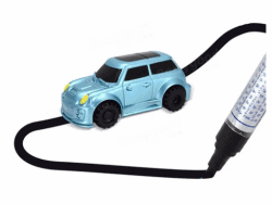 Kinder Gadget: Magic Cars mit Stift, die der gezeichneten Linie folgen für 10,09 Euro
