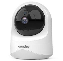 Wansview W-Lan Überwachungskamera für 19,49 Euro bei Amazon