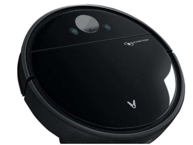 Viomi V-SLAM VXVC05-SJ Roboterstaubsauger für nur 203,99€ inkl. Versand aus DE-Lager