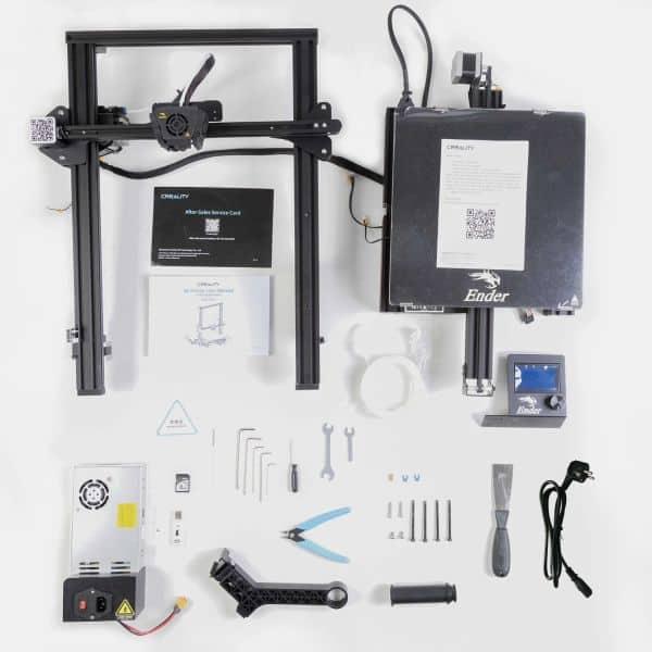 Creality Ender-3 Max 3d-Drucker für nur 213,68€ inkl. Versand aus Deutschland