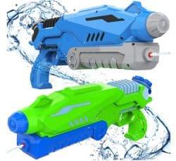 Doppelpack Joyjoz Blaster Wasserpistolen mit 800ml Tank für nur 6,49€
