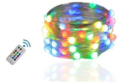 Pedkit Lichterkette (100 LED, 10 Meter) für nur 13,19€
