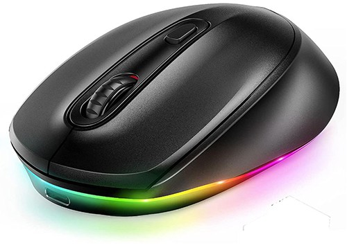 seenda kabellose LED Maus für nur 5,20€