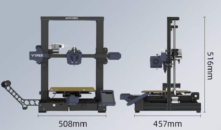 Anycubic Vyper FDM 3D Drucker