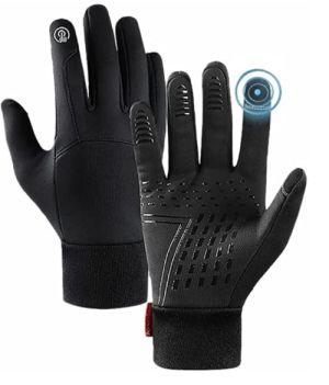Winter Handschuhe Herren Damen Touchscreen Handschuh Wasserdicht
