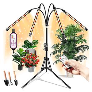 Semai LED Pflanzenlampe mit Ständer für nur 19,99€ inkl. Prime-Versand
