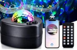 TEPILOS LED Sternenhimmel Projektor für 12,99€